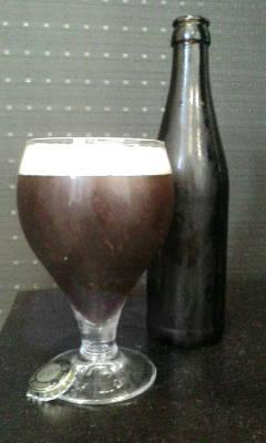 もともとラベルがないビール
