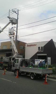 新工場電気工事